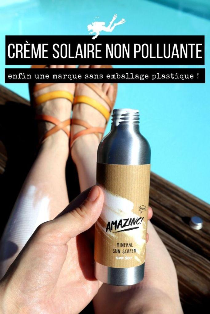 creme solaire non polluante sans plastique pin 2