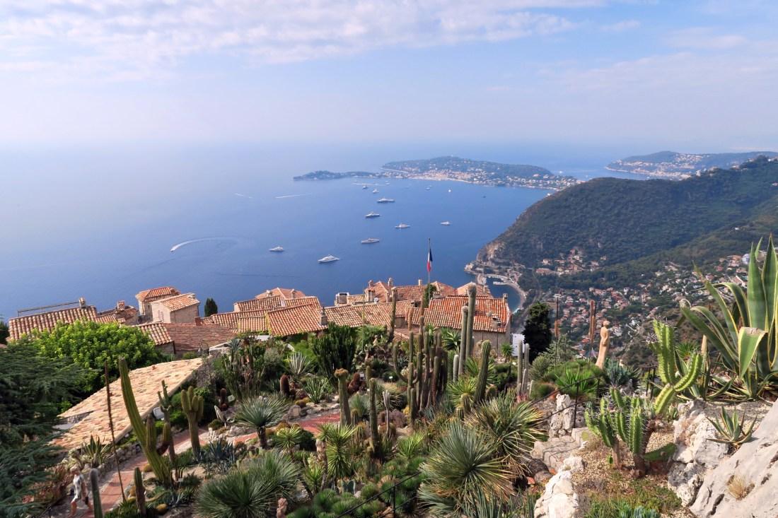 French Riviera Itinerary Eze Village