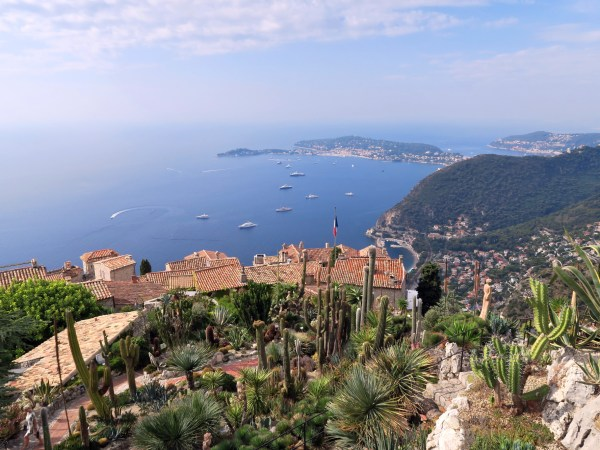 French Riviera Itinerary Eze Village
