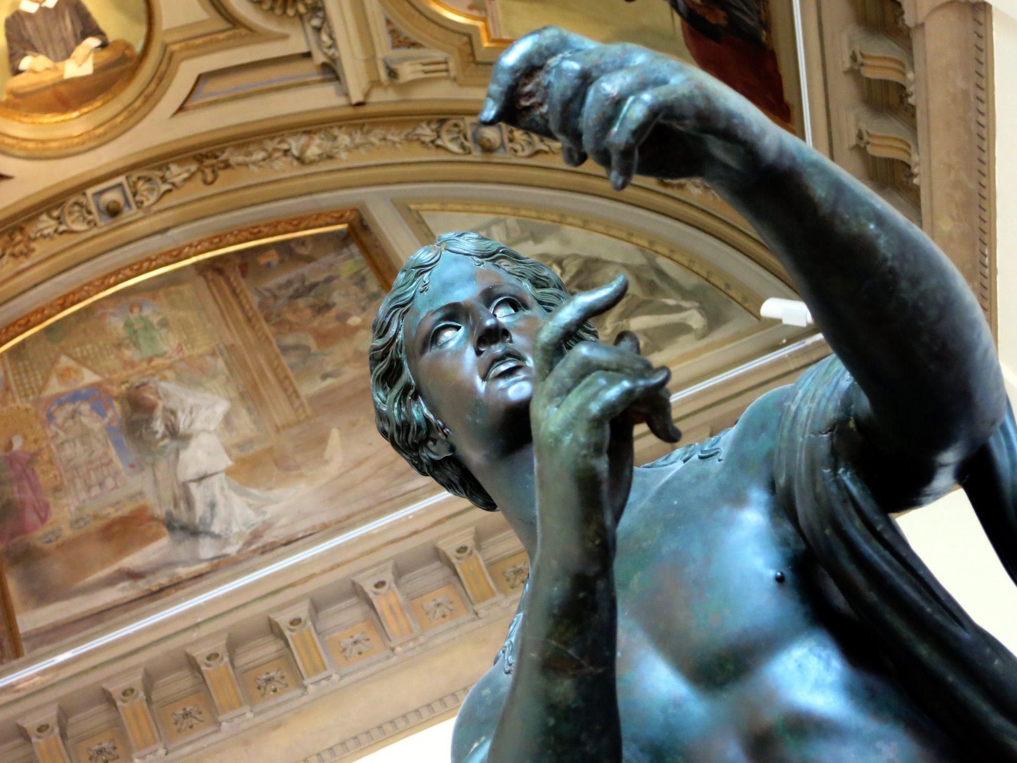 Musée Naples Italie