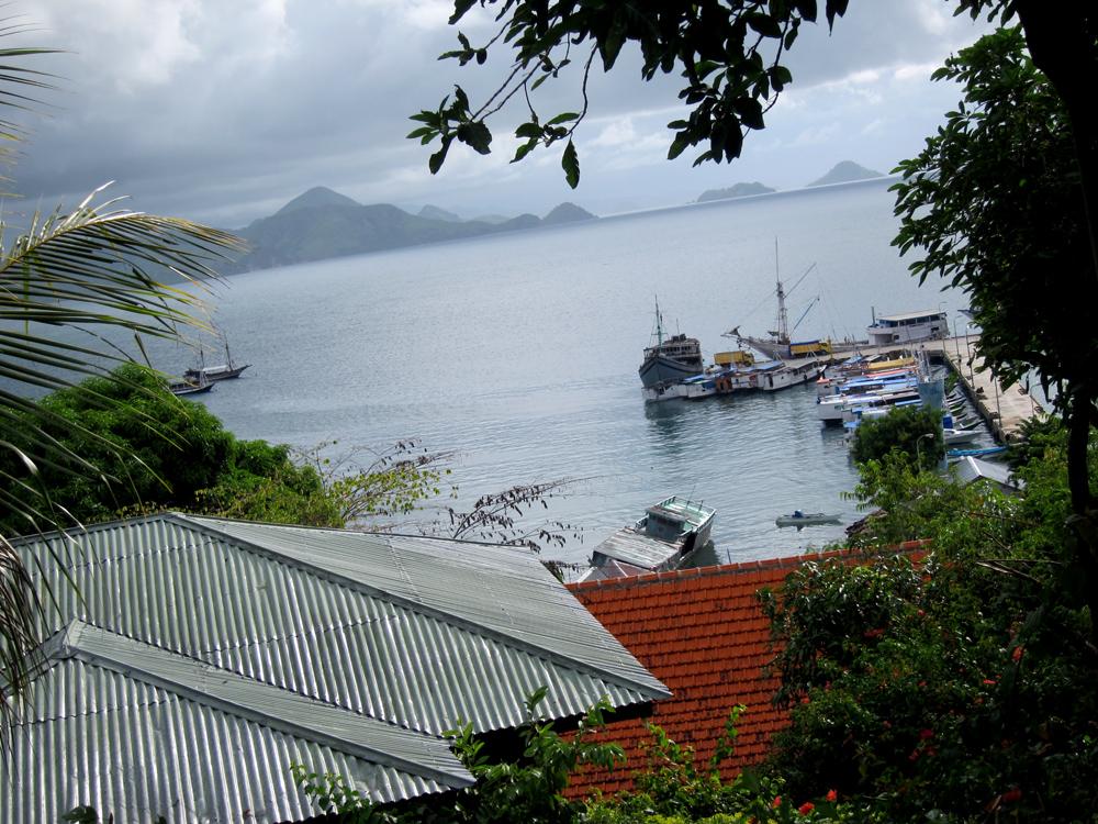 view Labuan Bajo 2