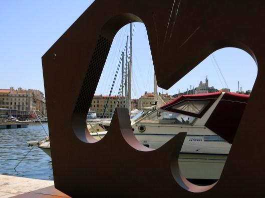 M like Marseille Old port