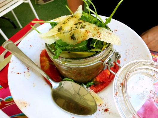mediterranean food in Marseille