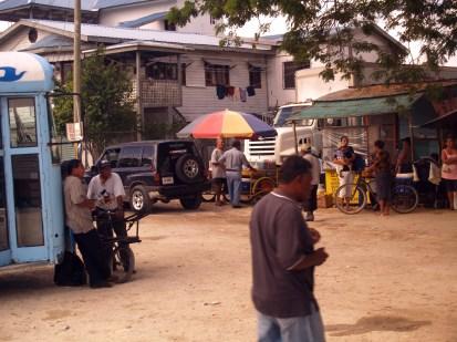 Market Belmopan Belize