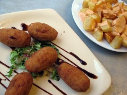 tapas Girona