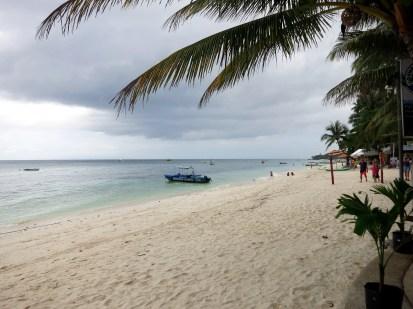 Alona beach Panglao Bohol Philippines