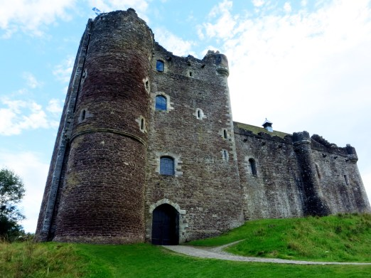Doune Castle Scotland : Castle of the Monthy Pythons & Game of Throne!