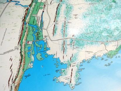 map Thingvellir Pingvellir Silfra Iceland