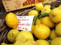 Lemon Monterosso Cinque Terre Italy