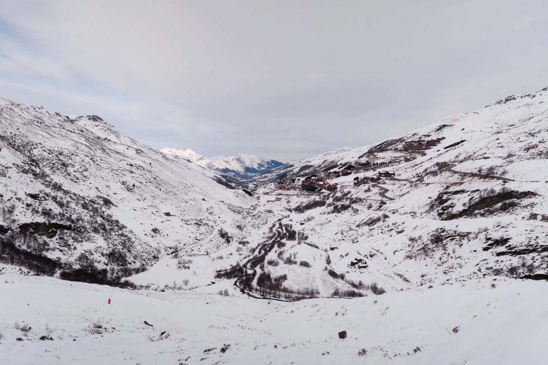 Val Thorens French Alps