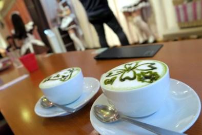 at home maid cafe Akihabara Tokyo Japan
