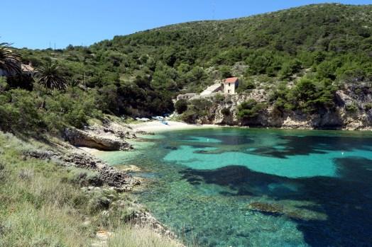 Bisevo Island Croatia