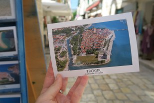 Trogir is actually an island!