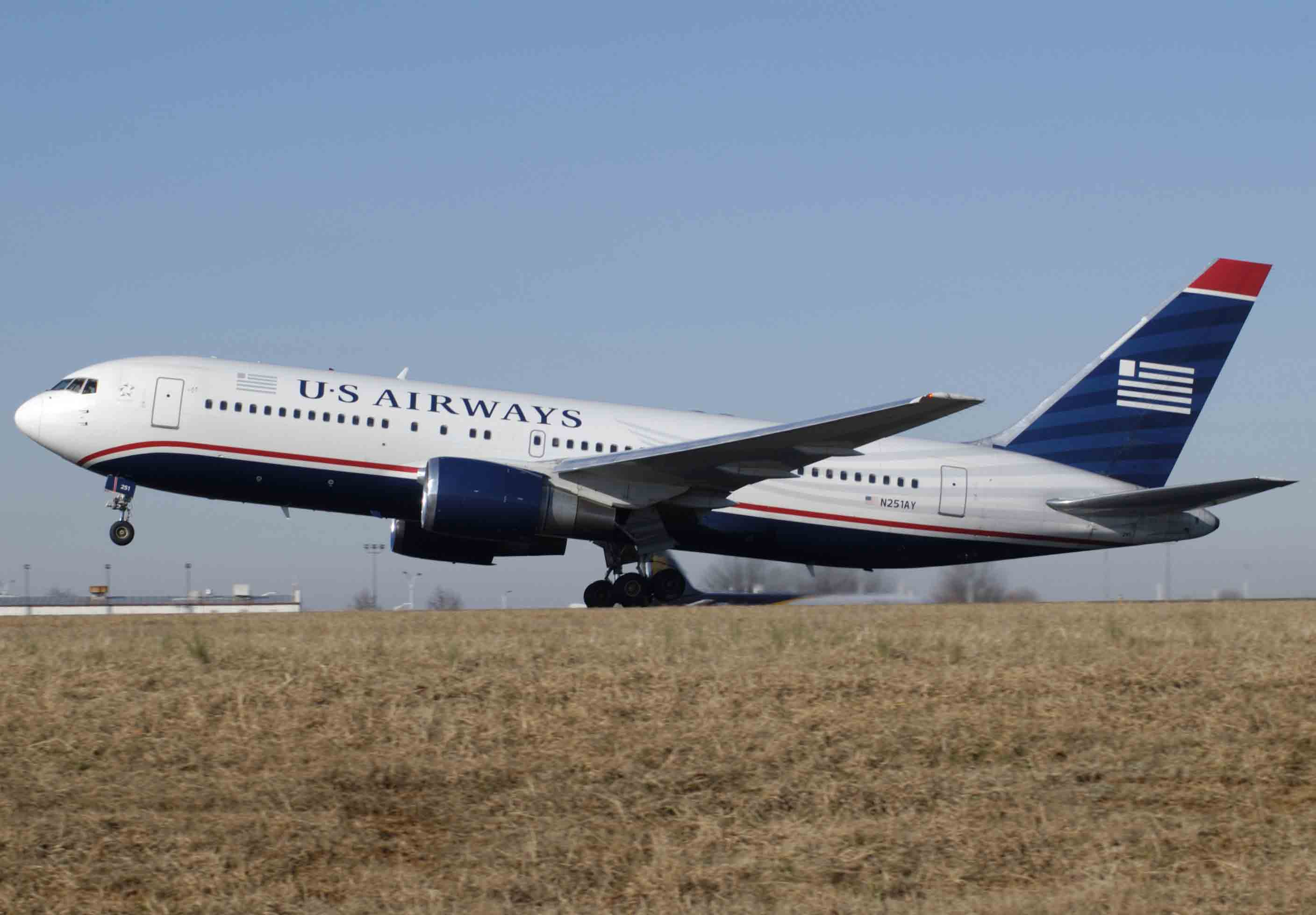 Please click on photo for full view, information and other US Airways photos.