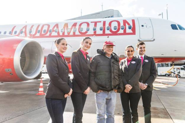 LaudaMotion and Ryanair partnership takes off with new
