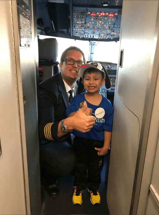 Allegiant Celebrates Flying 1 000 Wish Kids Through