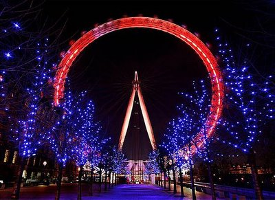 London Eye Millennium Wheel World Amazing Pictures
