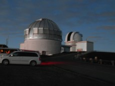 Some of the biggest, best telescopes in the world are on top of Mauna Kea.