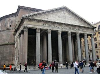 pantheon exterior
