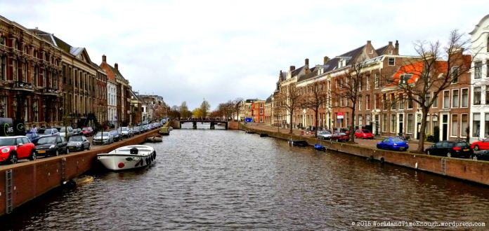 haarlem canals