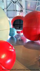 Kids Sphere, possibly the coolest museum overnight spot for kids.