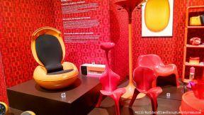 Orange Dreams, an exhibit on plastic.