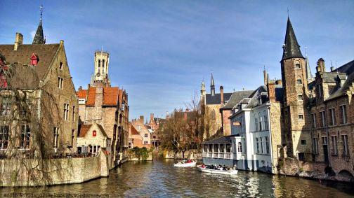 Quintessential Bruges photo.