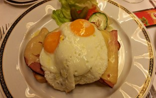 Dutch breakfast. Pretty authentic.