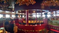 MS Zuiderdam's main dining room
