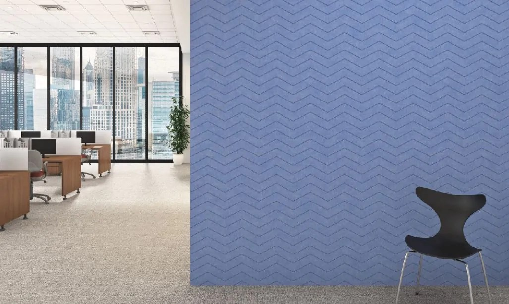 Acoustic Panels for Space