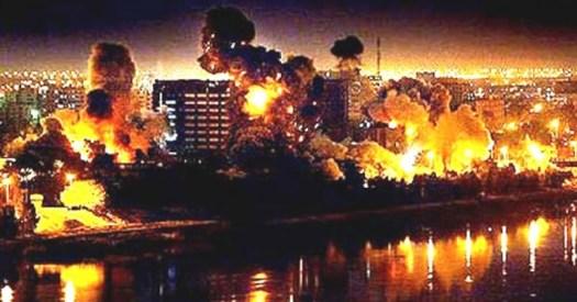 Bombing of Baghdad