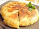 испански картофен омлет или tortilla de patatas