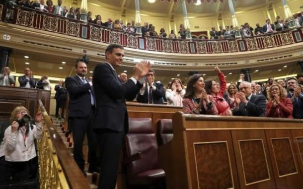 испанското правителство