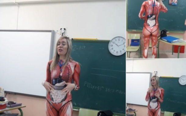 испанска учителка
