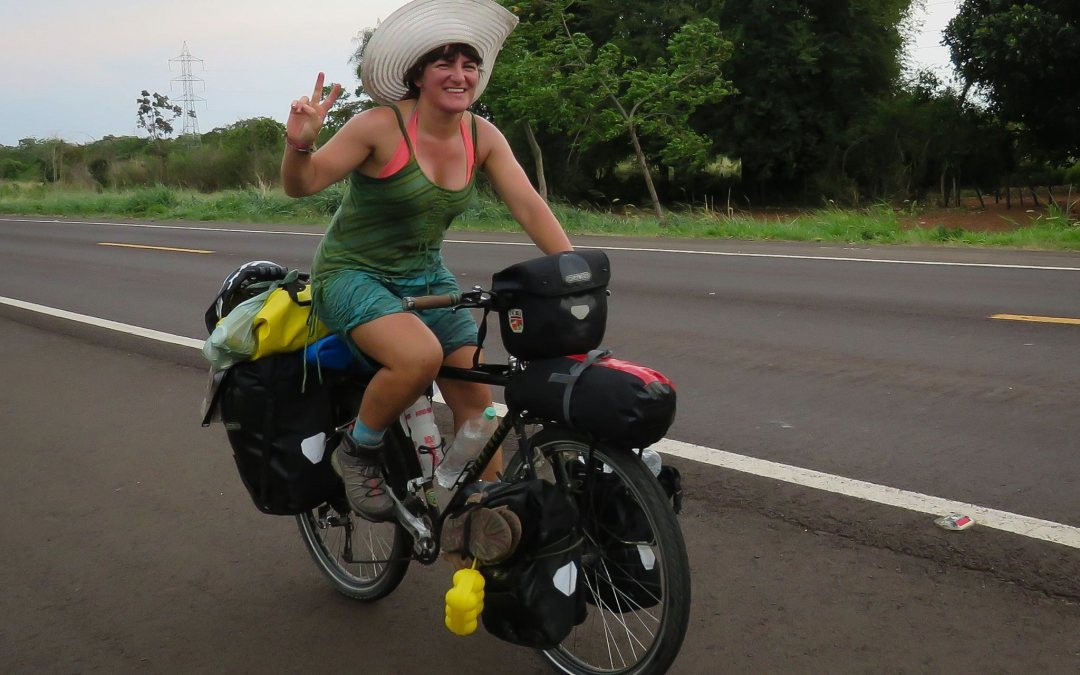 VIDEO:  3 Years Cycling the World Solo