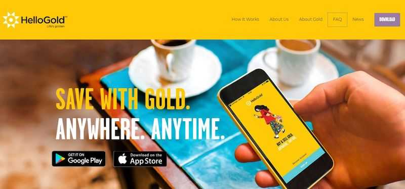 HelloGold Review - 5 Key Reasons to Use this App