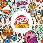 Creating Illustrations Restaurant Branding Development World Brand Design