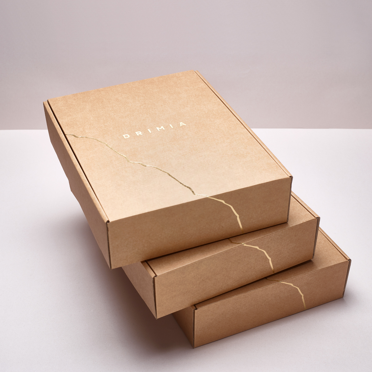 example of branded e-commerce packaging