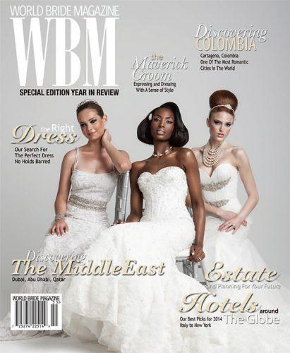 World Bride Magazine First Issue