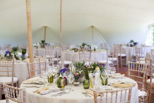 Placer ses invités à table  - plan de table