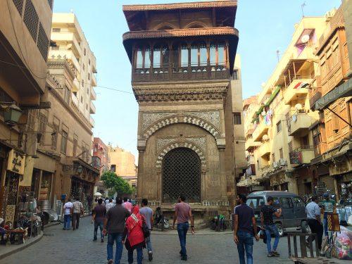 Cairo © Victor Amos