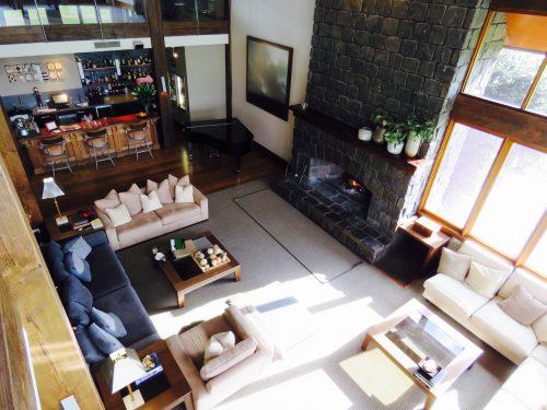 Spicers Peak Lodge main lodge
