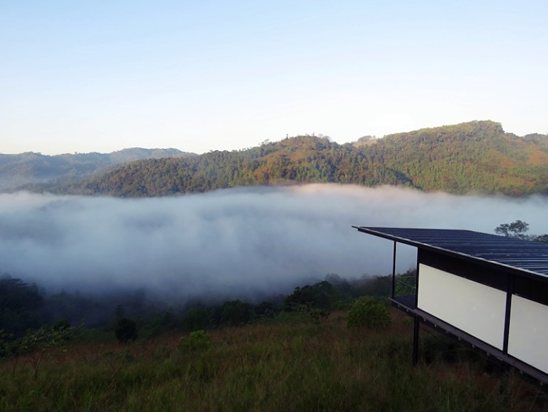 Santani wellness mist