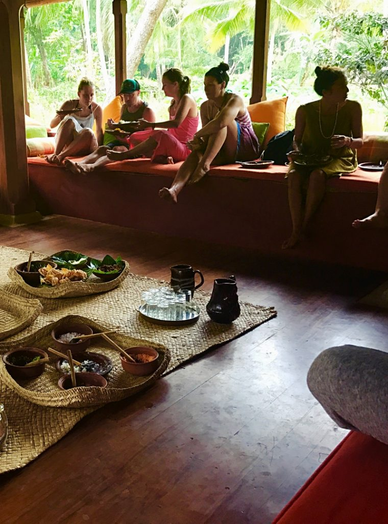 Ulpotha dinner gazebo