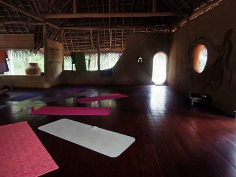 Ulpotha yoga hut