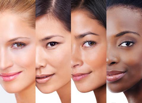 multi-skin tones