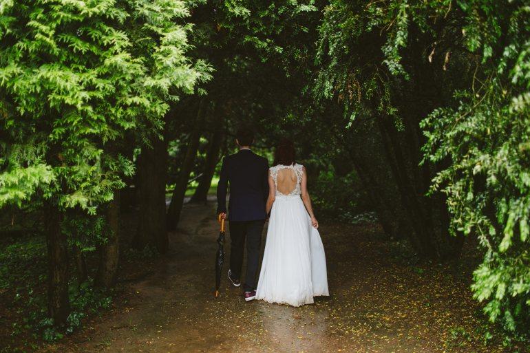 A forest wedding. Image: PXHere.com