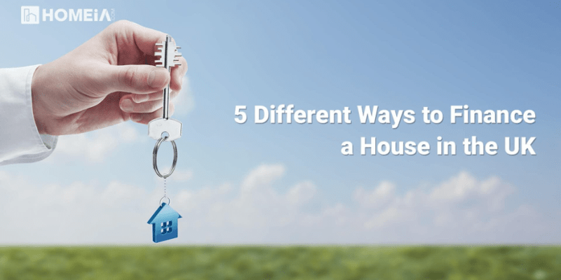 How to get finance for your home in the UK?