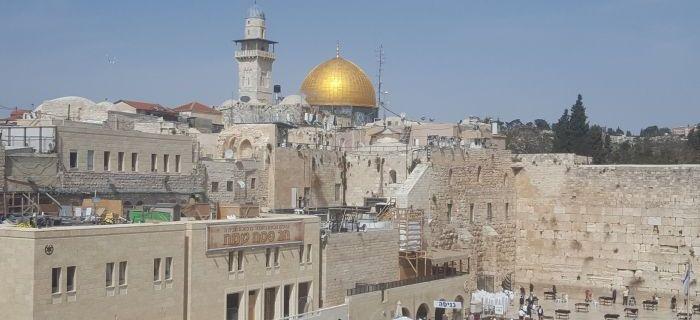 Jerusalem – 4 Tage, 3 Religionen, 2 Völker und 1 Stadt!