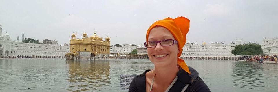It's not only gold – Kochen und Kultur in Amritsar: der Goldene Tempel